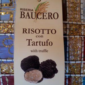 risotto con tartufo